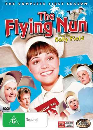 """The Flying Nun"" - Australian DVD cover (thumbnail)"
