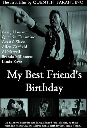 My Best Friend's Birthday - DVD movie cover (thumbnail)