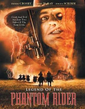 Legend of the Phantom Rider - Movie Poster (thumbnail)