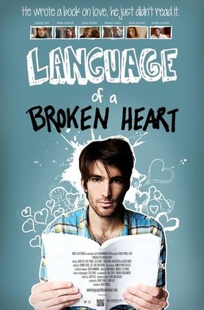 Language of a Broken Heart - Movie Poster (thumbnail)