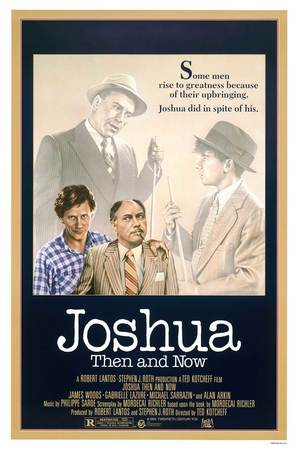 Joshua Then and Now - Movie Poster (thumbnail)