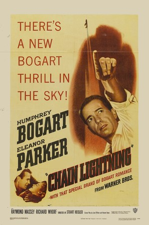 Chain Lightning - Movie Poster (thumbnail)