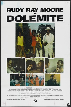 Dolemite - Movie Poster (thumbnail)