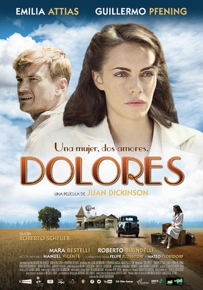 Dolores - Argentinian Movie Poster (thumbnail)