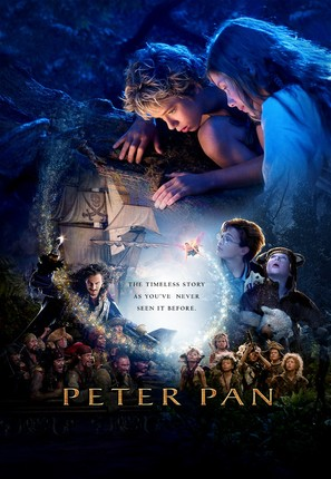 Peter Pan - Movie Poster (thumbnail)
