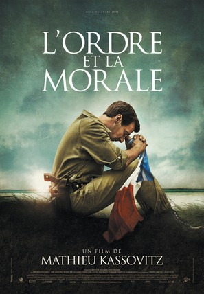 L'ordre et la morale - French Movie Poster (thumbnail)