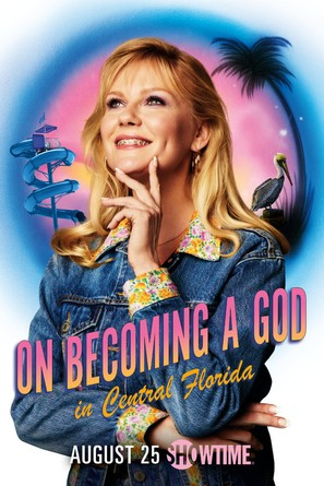 """On Becoming a God in Central Florida"" - Movie Poster (thumbnail)"
