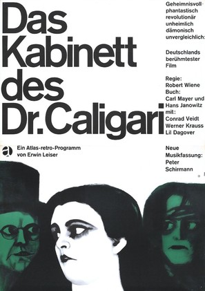 Das Cabinet des Dr. Caligari.