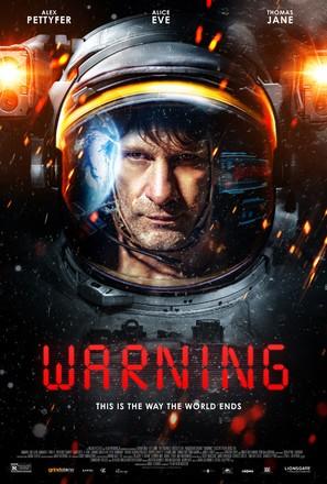 Warning - Movie Poster (thumbnail)