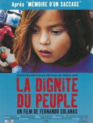 Dignidad de los nadies, La - French Movie Poster (thumbnail)
