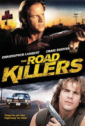 The Road Killers - DVD movie cover (thumbnail)