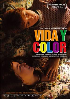 Vida y color - Spanish Movie Poster (thumbnail)