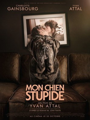 Mon Chien Stupide 2019 French Movie Poster