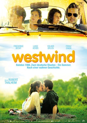 Westwind - German Movie Poster (thumbnail)