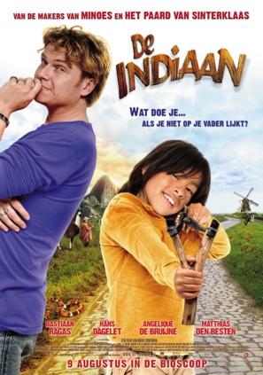 De indiaan - Dutch Movie Poster (thumbnail)