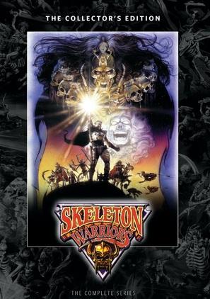 """""""Skeleton Warriors"""" - DVD cover (thumbnail)"""