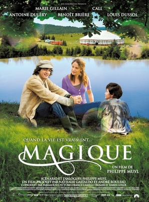 Magique! - French Movie Poster (thumbnail)