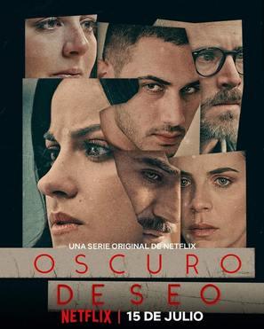 """Dark Desire"" - Mexican Movie Poster (thumbnail)"