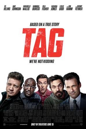Tag - Movie Poster (thumbnail)