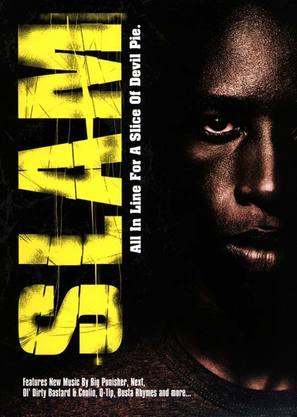 Slam - DVD cover (thumbnail)
