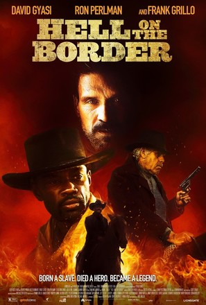 Hell on the Border - Movie Poster (thumbnail)