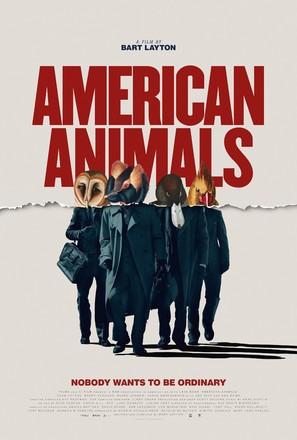 American Animals - British Movie Poster (thumbnail)
