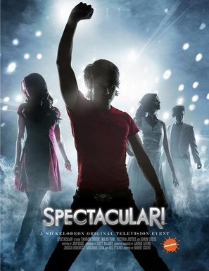 Spectacular! - Movie Poster (thumbnail)