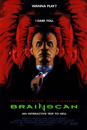 Brainscan - Movie Poster (thumbnail)
