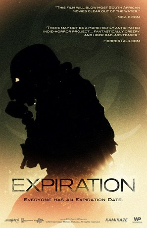 Expiration - Theatrical movie poster (thumbnail)