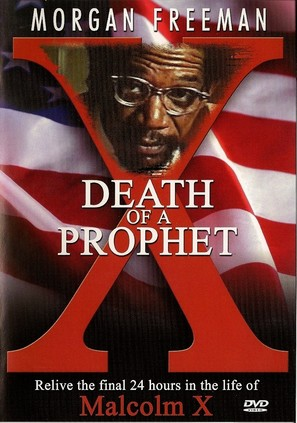 Death of a Prophet - DVD movie cover (thumbnail)