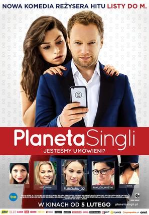 Planeta singli - Polish Movie Poster (thumbnail)