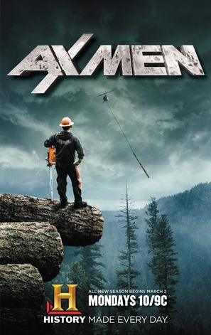 """Ax Men"" - Movie Poster (thumbnail)"