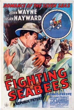 The Fighting Seabees - Movie Poster (thumbnail)