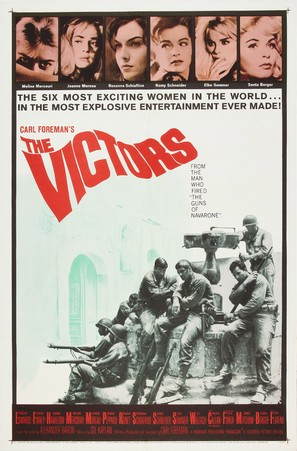 The Victors - Movie Poster (thumbnail)