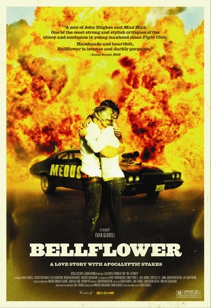 Bellflower - Movie Poster (thumbnail)