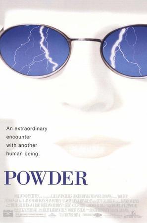 Powder - Movie Poster (thumbnail)