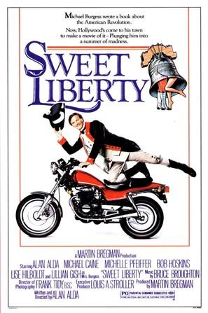 Sweet Liberty - Movie Poster (thumbnail)