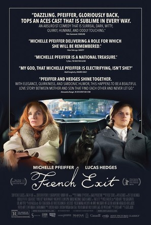 French Exit - Movie Poster (thumbnail)