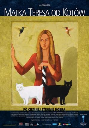 Matka Teresa od kotów - Polish Movie Poster (thumbnail)