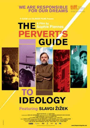 The Pervert's Guide to Ideology - British Movie Poster (thumbnail)