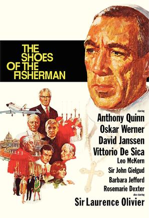 The Shoes of the Fisherman - Movie Poster (thumbnail)