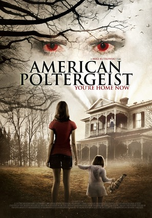 American Poltergeist - Movie Poster (thumbnail)