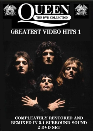 Queen: Greatest Video Hits 1 - Movie Cover (thumbnail)