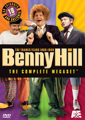 """""""Benny Hill"""" - Movie Cover (thumbnail)"""