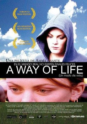 A Way of Life - Spanish Movie Poster (thumbnail)
