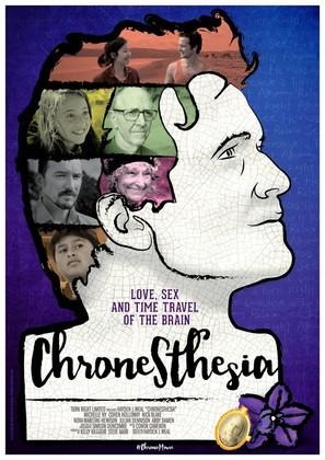 Chronesthesia - New Zealand Movie Poster (thumbnail)