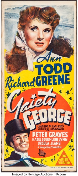 Gaiety George - Movie Poster (thumbnail)