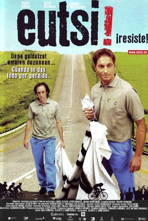 Eutsi! - Spanish Movie Poster (thumbnail)