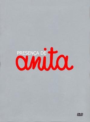 """Presença de Anita"" - Brazilian DVD cover (thumbnail)"