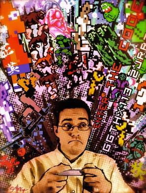 """The Angry Video Game Nerd"" - Key art (thumbnail)"